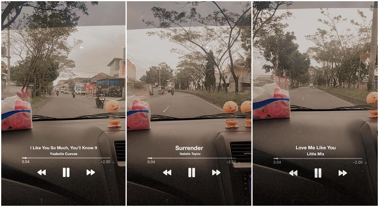 Filter-Playback