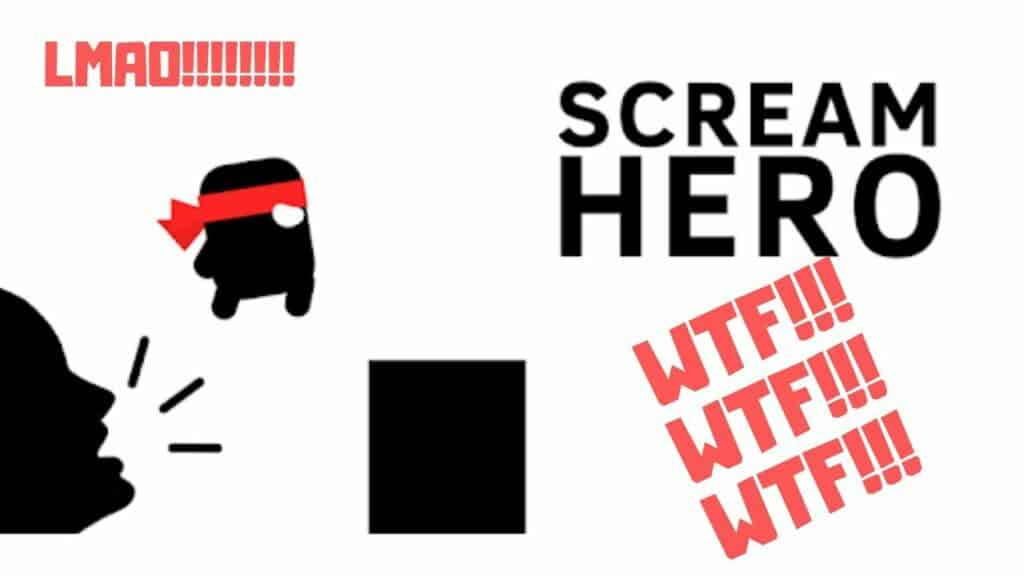 Game-Kesabaran-Scream-Go-Hero