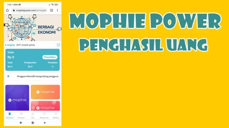 Mophie-Power-Penghasil-Uang