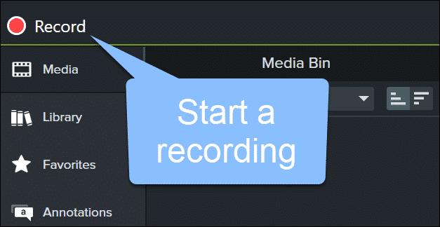 Pilih-Record-the-Screen-agar-kamu-bisa-merekam-layar-sekaligus-suara-sembari-berbicara
