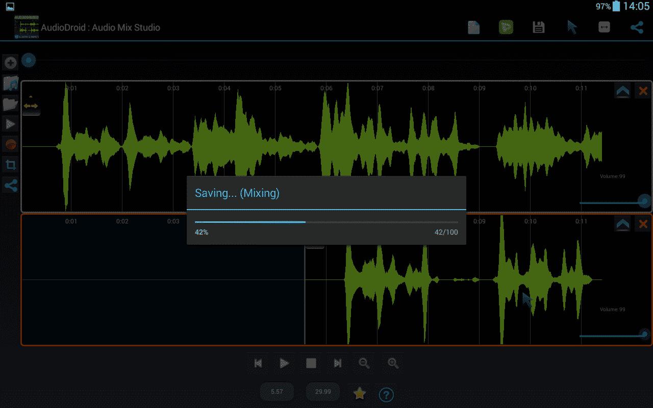 AudioDroid
