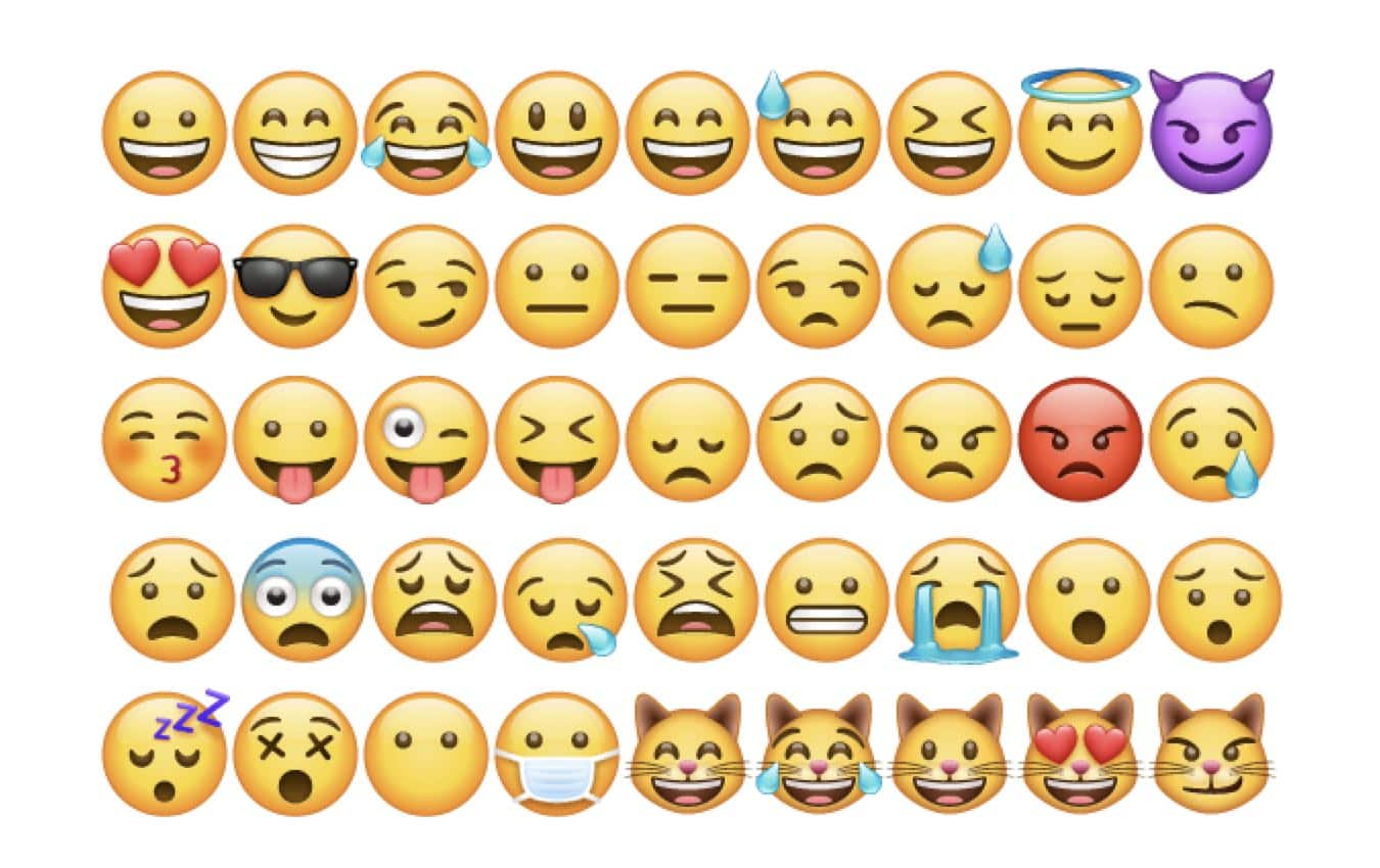 Emoji-Baru