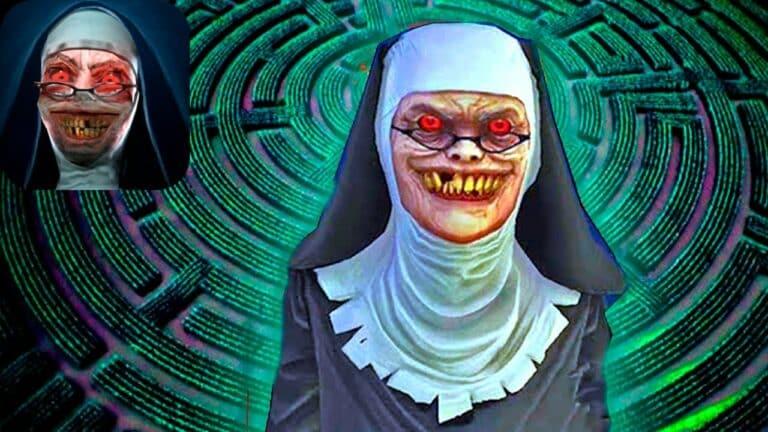 Evil-Nun-Maze-Mod-APK