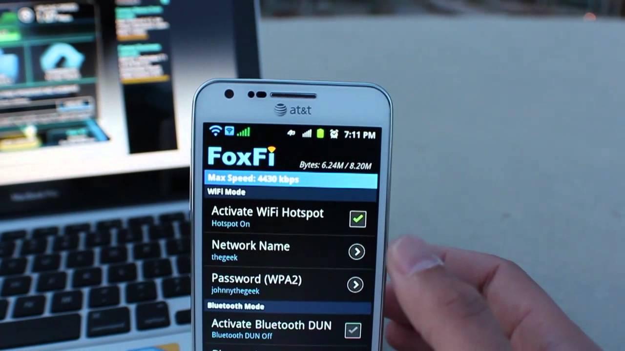 FoxFi-WiFi-Tether-w-o-Root