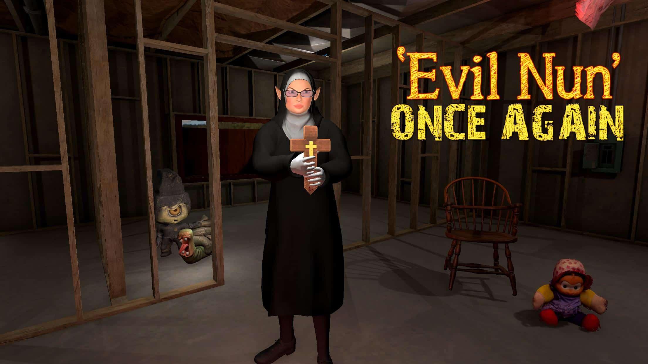 Kelebihan-Evil-Nun-Maze-Mod-Apk