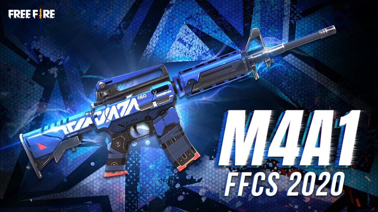 M4A1FFCS