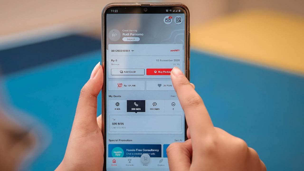 Melalui-aplikasi-My-Telkomsel