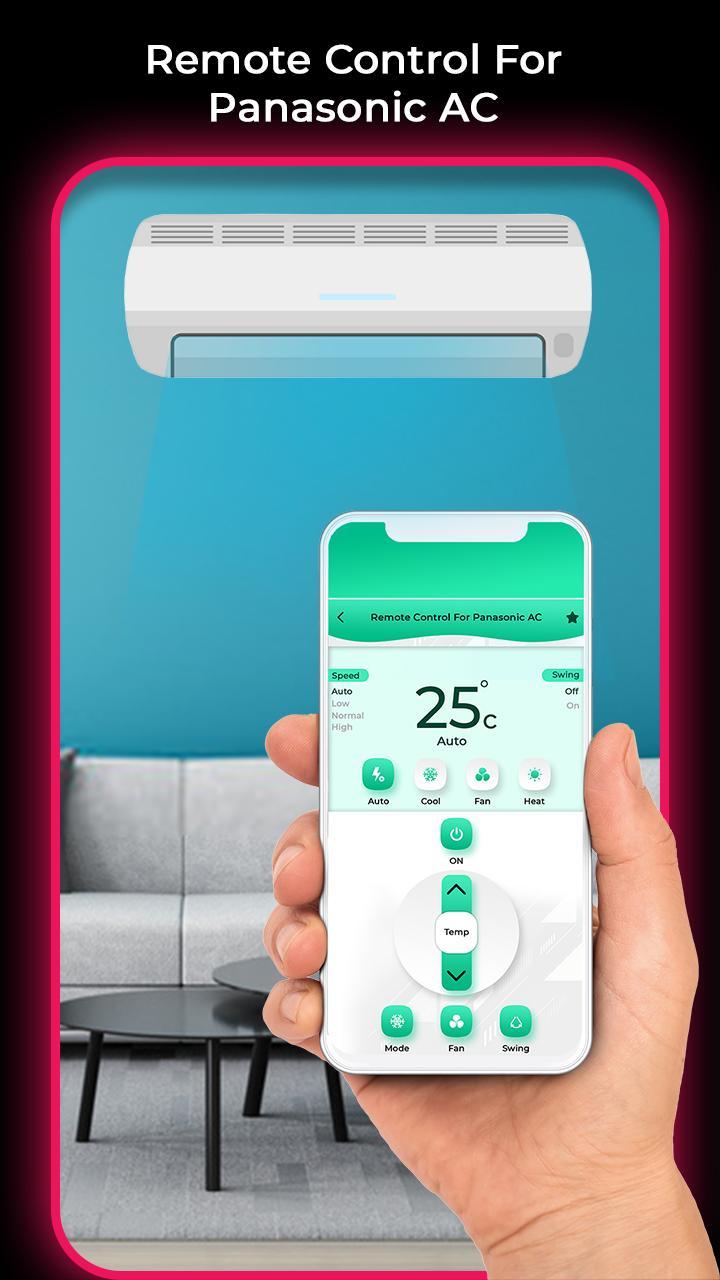 Remote-Control-For-Panasonic-Air-Conditioner