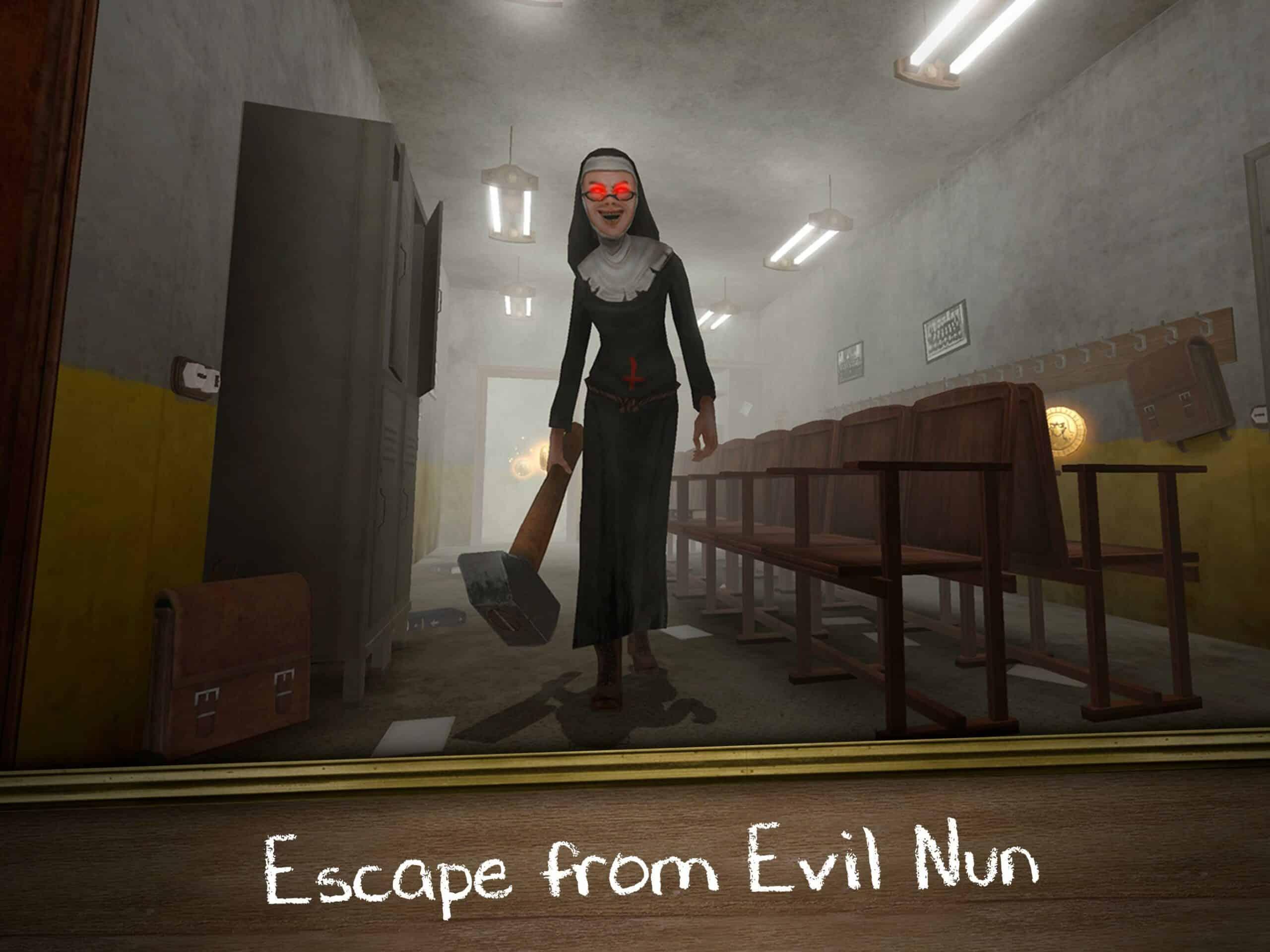 Review-Evil-Nun-Maze-Mod-Apk