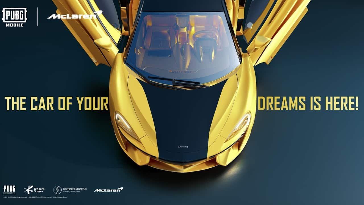 Sekilas-tentang-Skin-Mobil-McLaren-PUBG