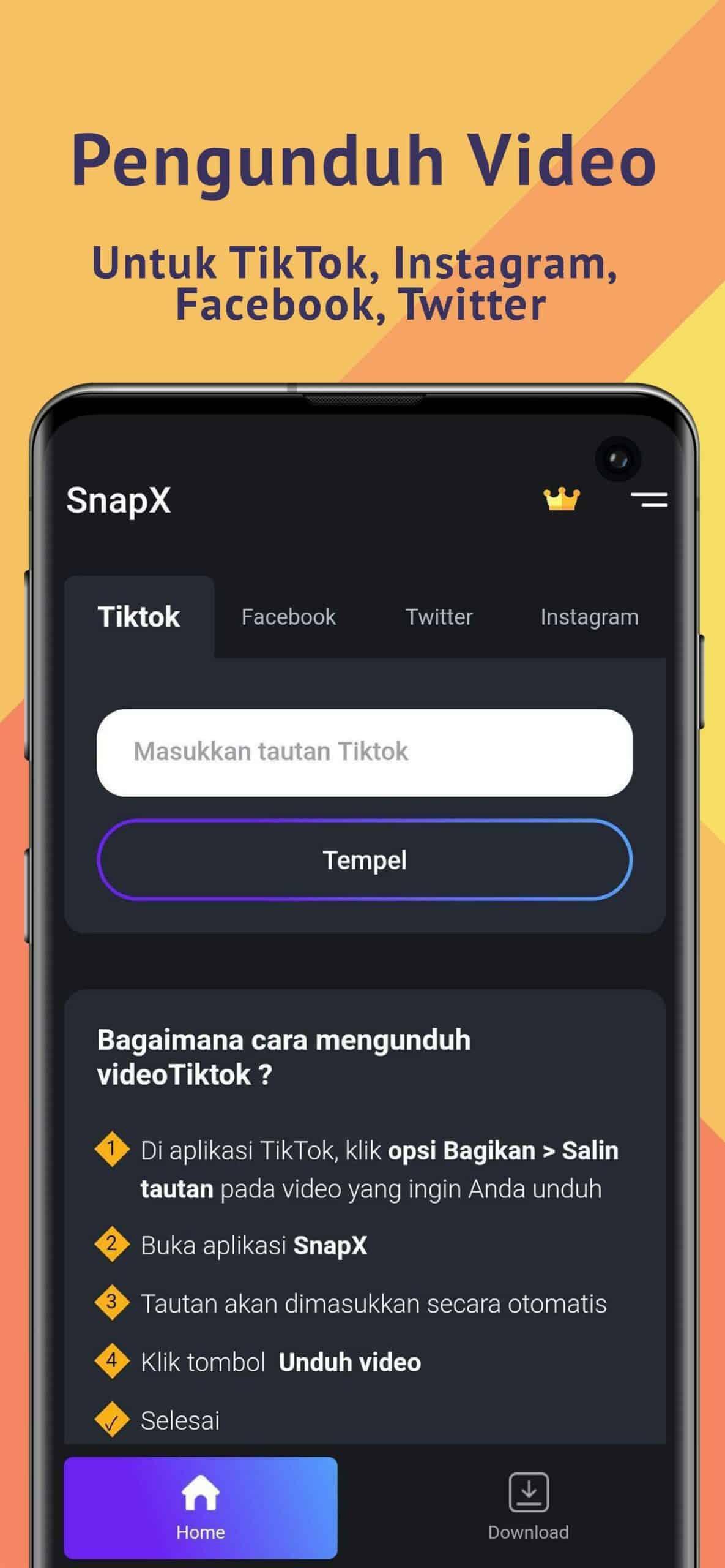 Setelah-aplikasi-SnapX-terpasang-di-ponsel-jalankan-aplikasi-SnapX-Link-yang-tadi