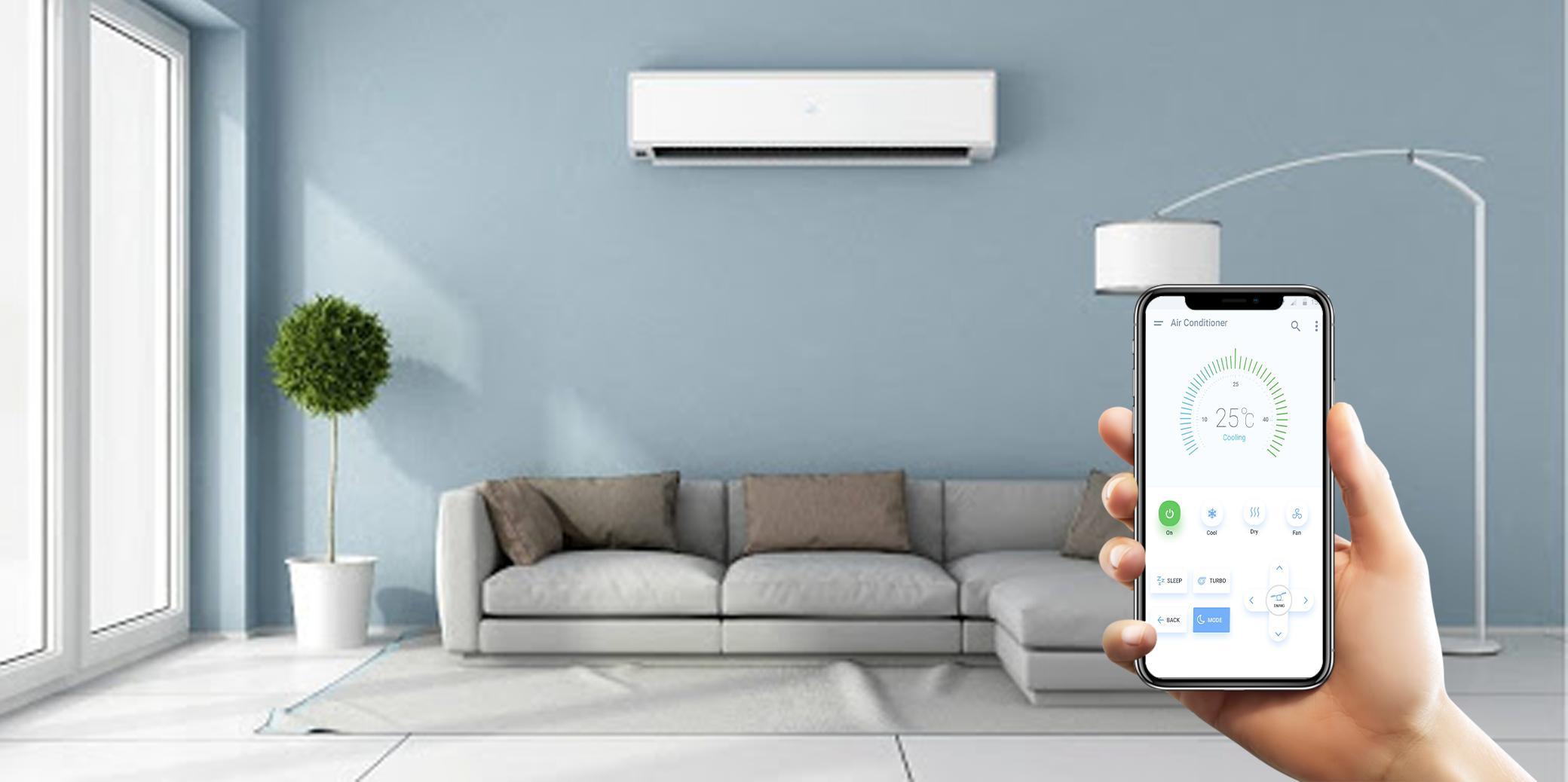 Smart-Air-Conditioner