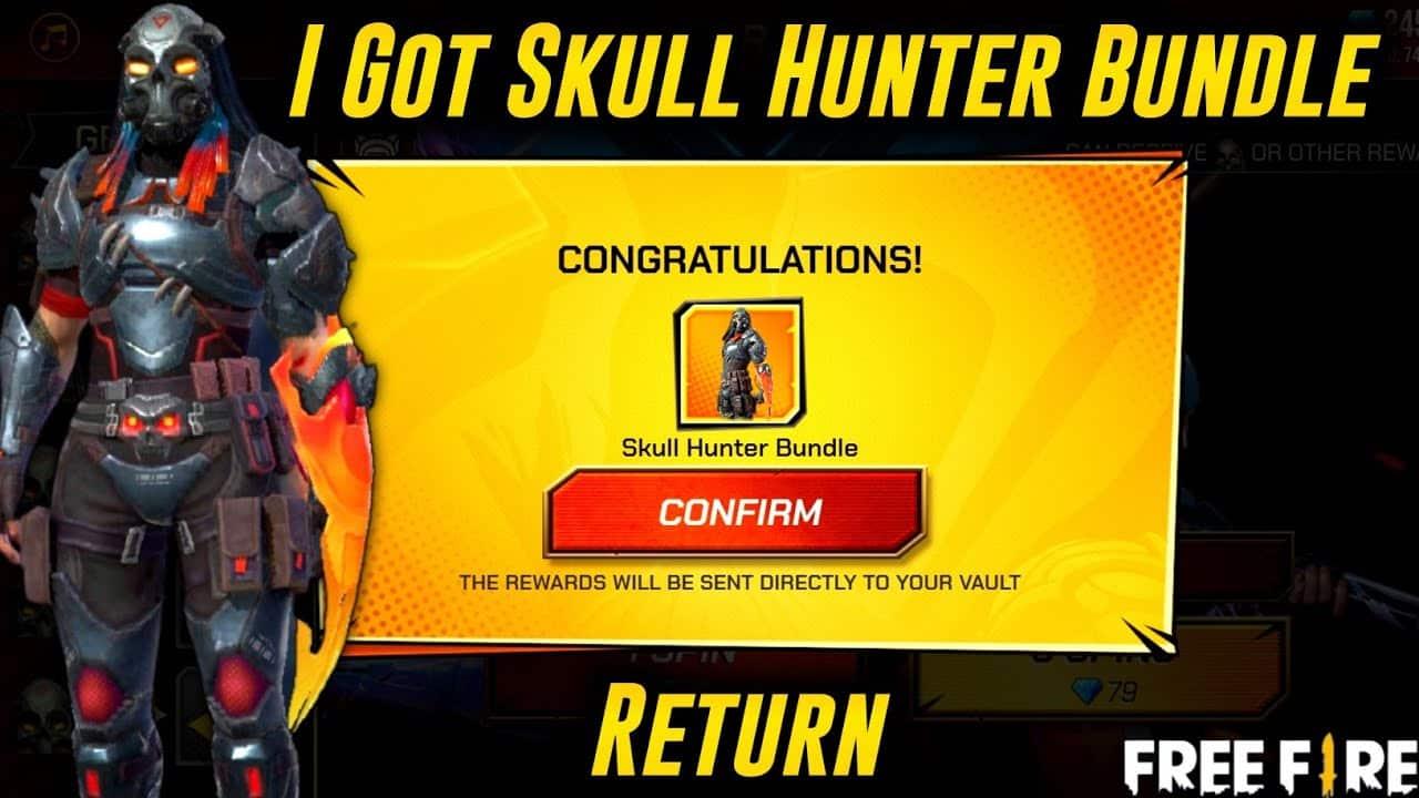 The-skull-Hunter