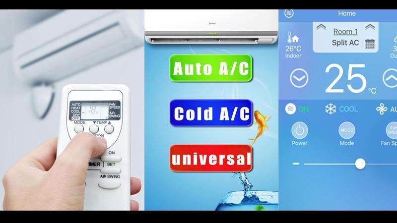 Universal-AC-Control-Remote